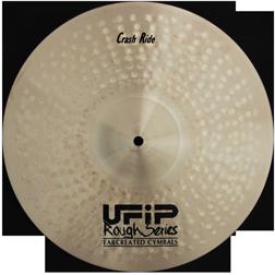 Ufip-cymbals-rough-CRASH-RIDE