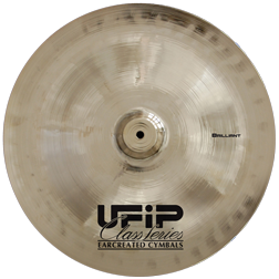 Ufip-cymbals-brilliant-china