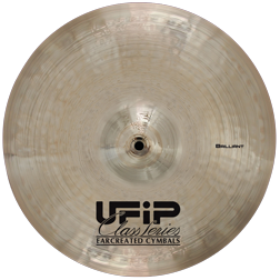 Ufip-cymbals-brilliant-crash