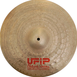 Ufip-cymbals-natural-crash-263