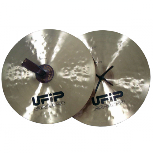 Ufip cymbals symphonic and marching professional marching cymbals