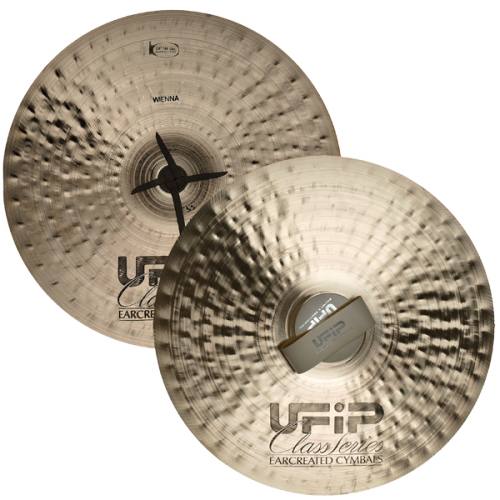 Ufip cymbals symphonic and marching symphonic series