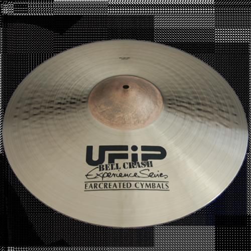 ufip-cymbals-experience-bellcrash