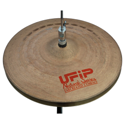 Ufip-cymbals-natural-hi-hat